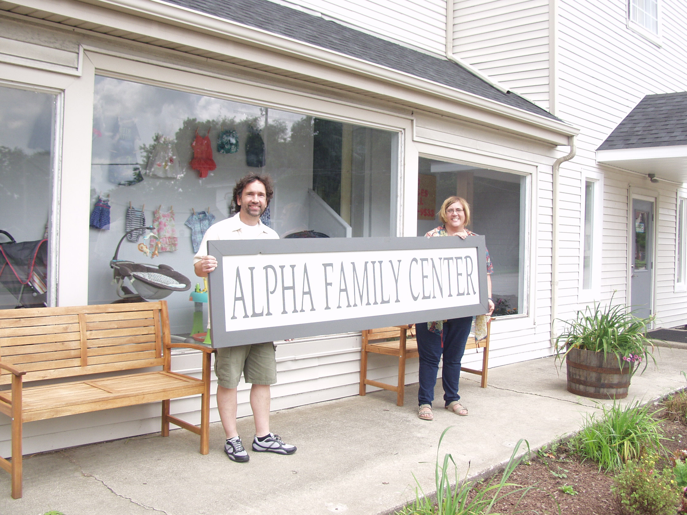 Alpha Family Center of Lowell No. 1