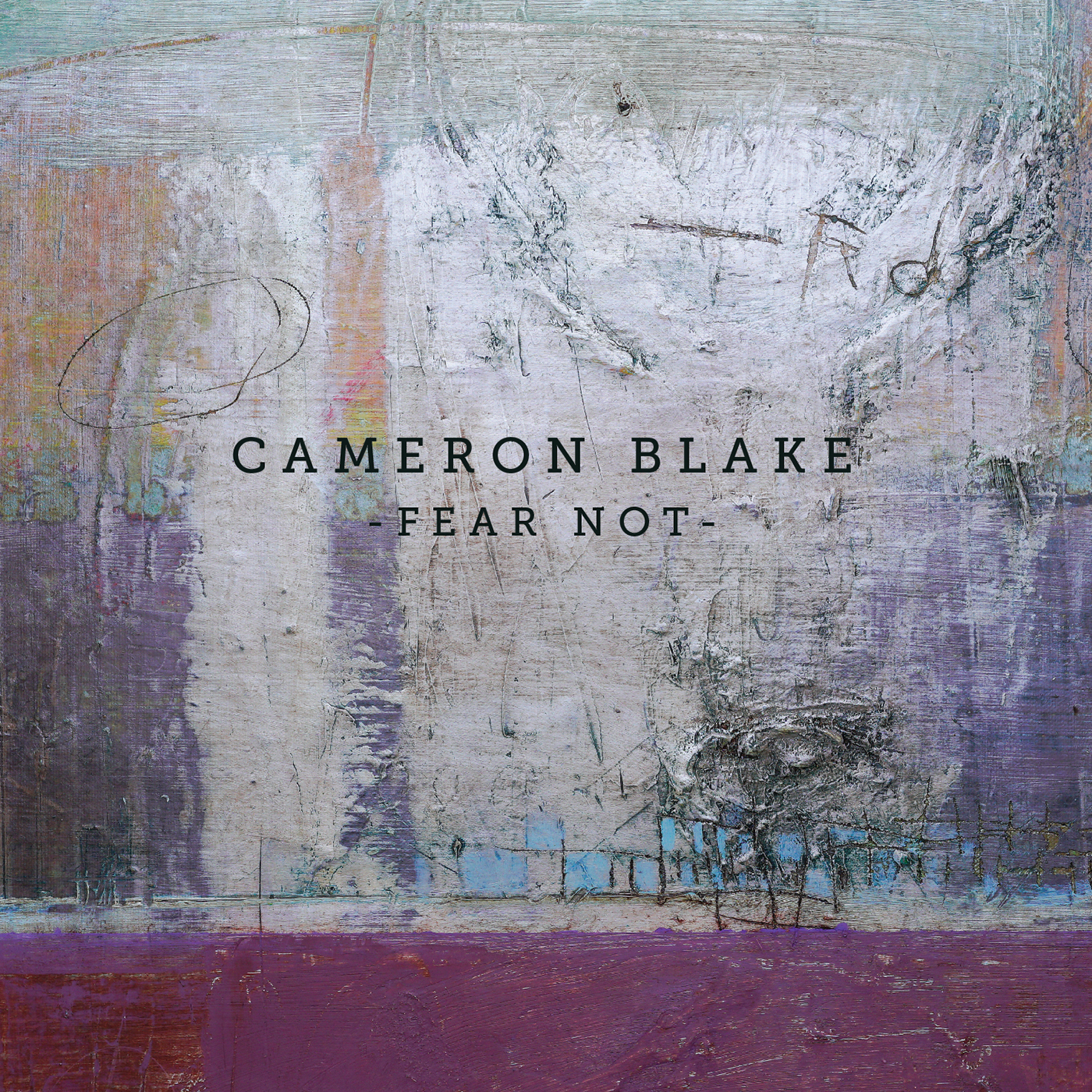 Cameron Blake Fear Not CD higher res