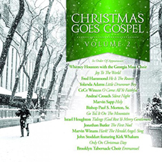 Christmas Goes Gosp vol 2 hier rez CD cover