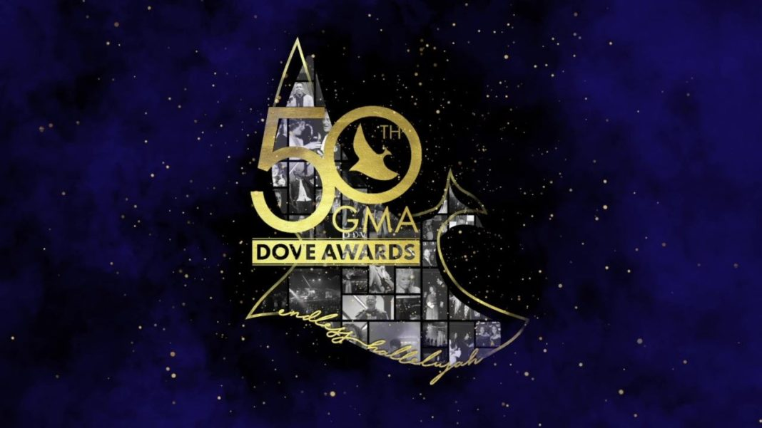 Dove 50th logo