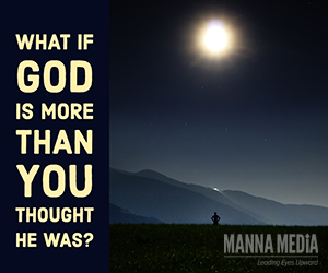 God Is More Idea2