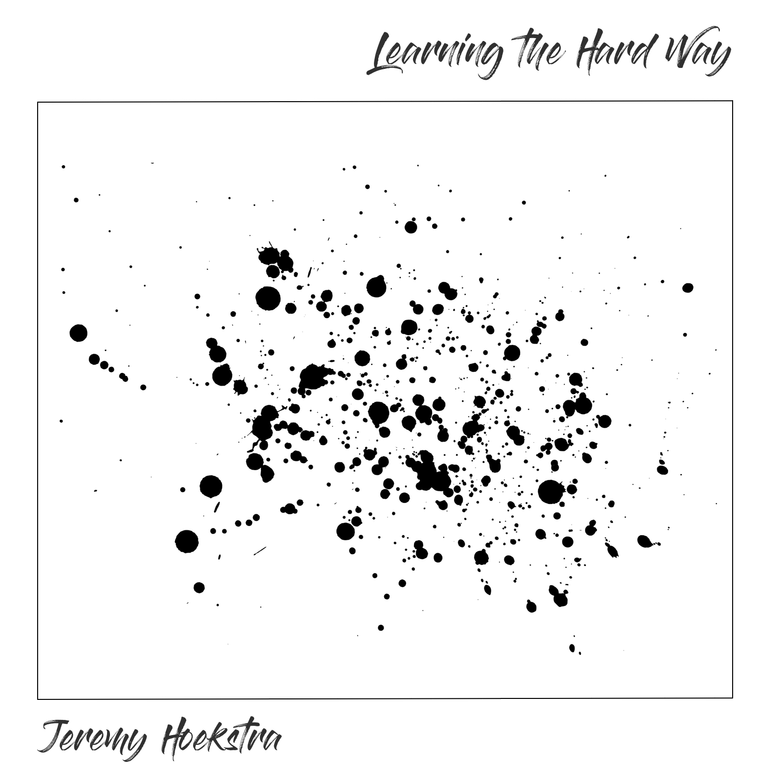 Learning the Hard Way - Cover Art