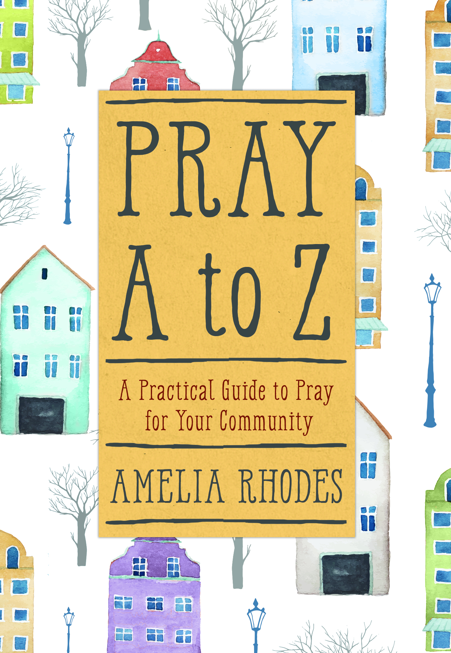 Pray A to Z Cover