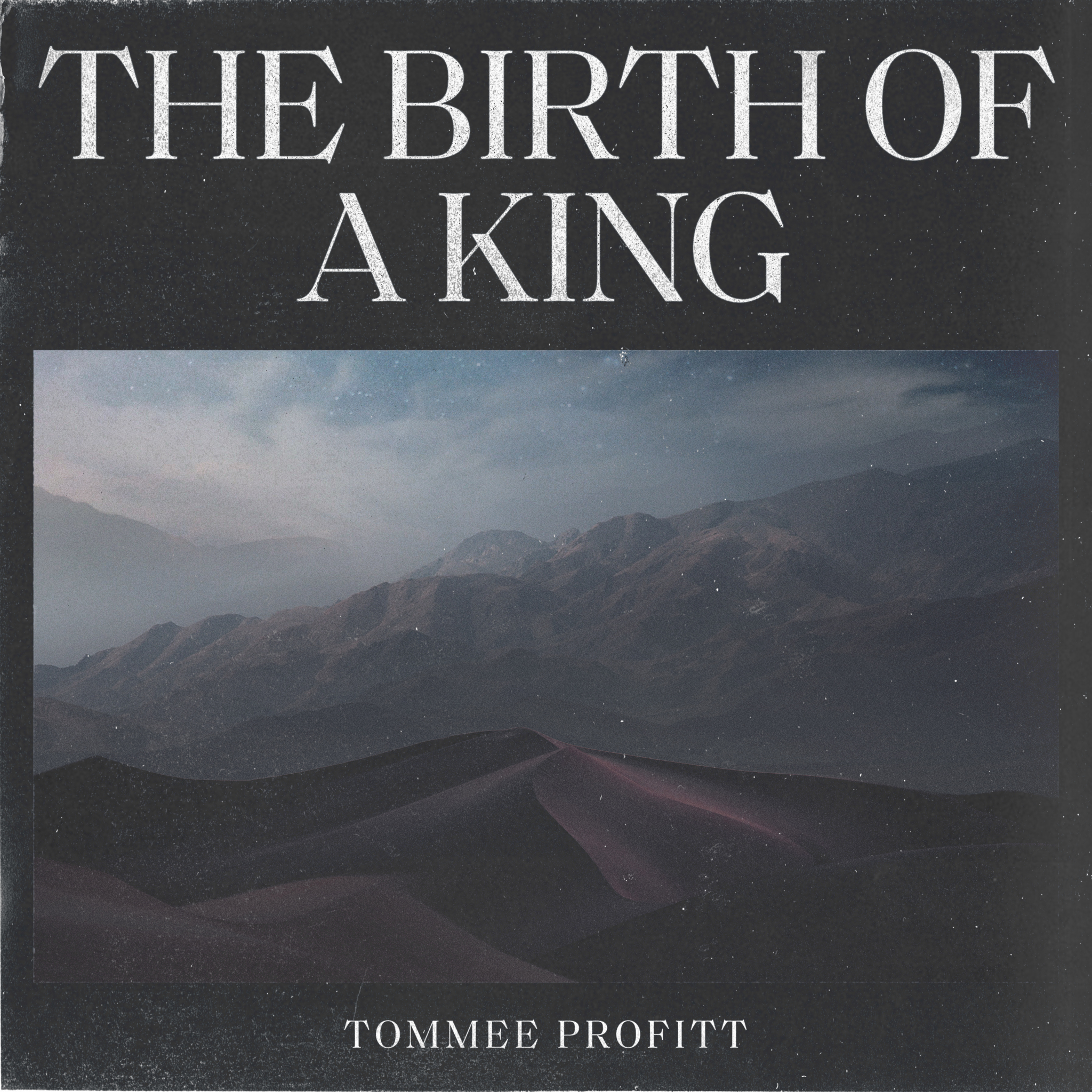 The Birth of a King CD cover