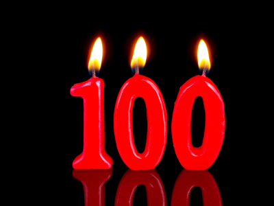 100 Year Birthday