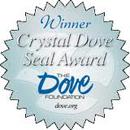 CrystalDoveSealAward2